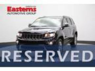 Used 2015 Jeep Grand Cherokee True Blue Pearlcoat, 35.3K miles
