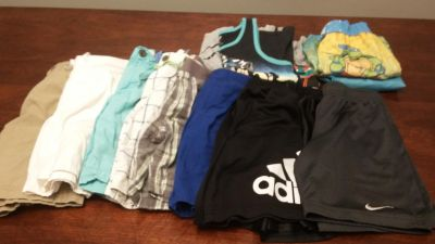 Lot of boys 6-7 summer clothes