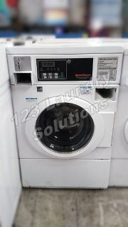 Fair Condition Speed Queen Horizon Washer SWFB71WN 120v 60Hz 9.8AMPS Used