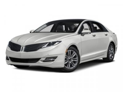 2016 Lincoln MKZ Base (BLACK)