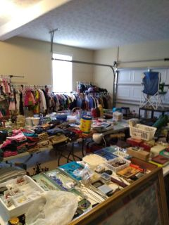 Tons of items for sale by appointment