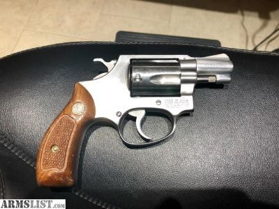 For Sale: Smith & Wesson 38 special