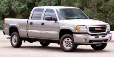 2004 GMC RSX Work Truck (Onyx Black)