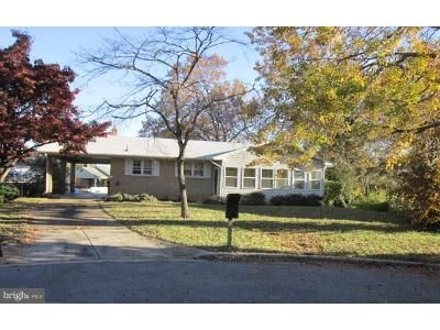 3 Bed 2 Bath Foreclosure Property in Temple Hills, MD 20748 - Karen Anne Ct