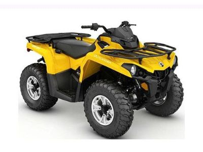 2017 Can-Am Outlander MAX DPS 450 Utility ATVs Island Park, ID