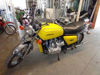 1976 Honda Goldwing Street Motorcycle Sarasota, FL