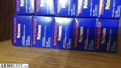 For Sale/Trade: Winchester Large rifle primers 5000