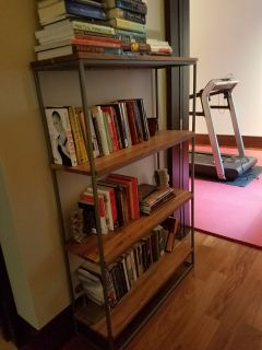 Framework Bookcase-Cb2