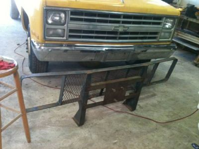 Ranch Hand, Grill Guard, Brush Guard -