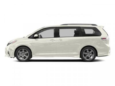 2018 Toyota Sienna XLE (Blizzard Pearl)