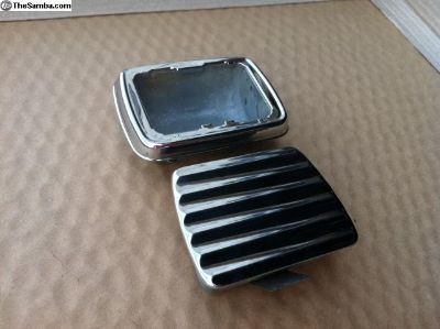 Bug rear Panel Ash Tray and Holder