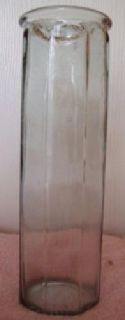 $20 OBO Ben Rickert vase 12 1/4 x 3.5