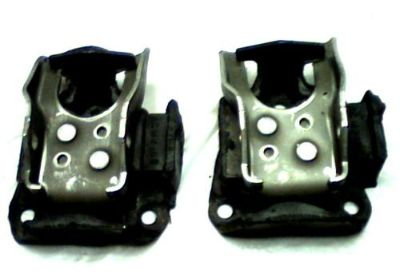 Purchase 2 Motor Mounts Chevelle 396 402 454 1968-1972 New!! motorcycle in Duluth, Minnesota, United States, for US $39.80