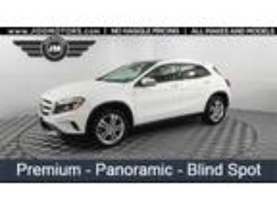 Used 2016 Mercedes-Benz GLA Cirrus White, 36.1K miles