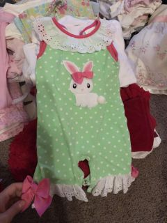 Bunny outfit from Gingerbean