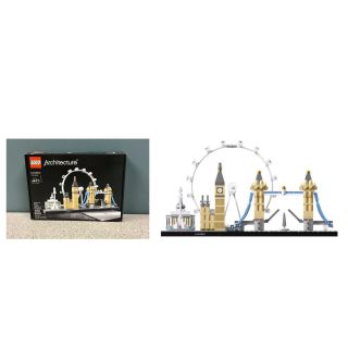 LEGO Architecture Skyline Collection London 21034 Building Set