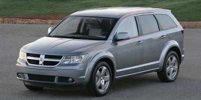 2009 Dodge Journey SXT (Silver Steel Metallic)