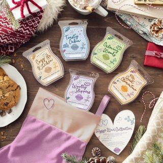 Hygge Wax Collection from Scentsy