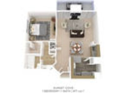 Riverwind Apartment Homes - 1 BR One BA- Small