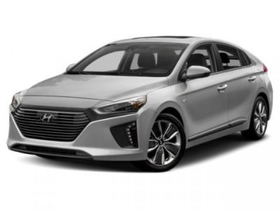 2019 Hyundai IONIQ Hybrid Limited (Intense Blue Metallic)