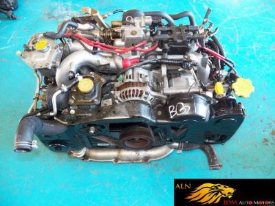 Buy Subaru Impreza WRX 2.0L DOHC Turbo Engine JDM EJ205 EJ20T Impreza WRX motorcycle in Irving, Texas, United States, for US $1,198.00