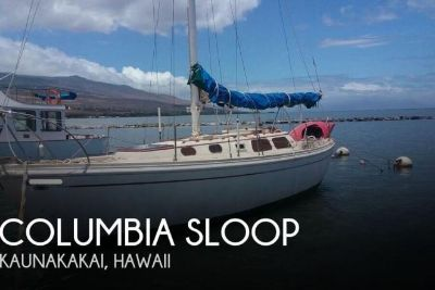 1973 Columbia sloop