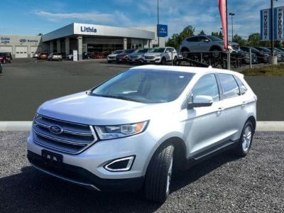 2015 Ford Edge (Ingot Silver Metallic)