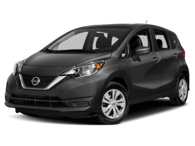 2017 Nissan Versa Note S Plus (Super Black)