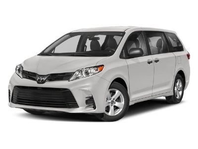 2018 Toyota Sienna LE (Toasted Walnute)