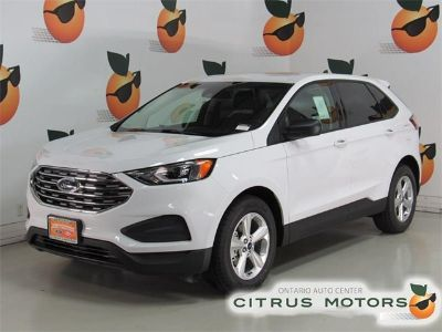 2019 Ford Edge SE (Oxford White)
