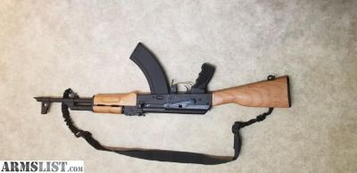 For Sale/Trade: Century arms Ak $600