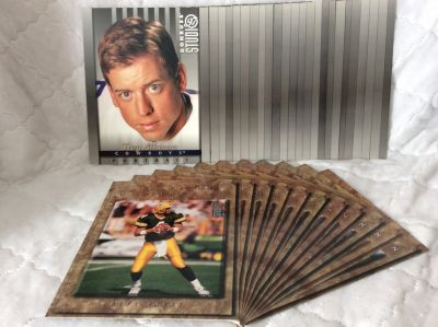 Cards: 97 Donruss Studio Portraits