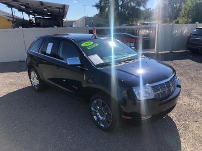 2008 Lincoln MKX Base (Black)