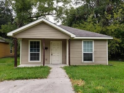 2 Bed 1 Bath Foreclosure Property in Beaumont, TX 77701 - Fulton St