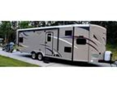 2014 Forest River 28VFK Work and Play Toy Hauler