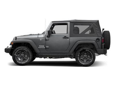 2017 Jeep Wrangler Sport (Granite Crystal Metallic Clearcoat)