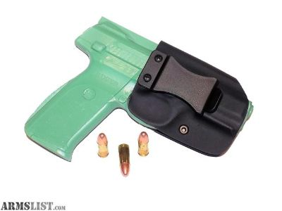 For Sale: Aggressive Concealment SR9IWBLP IWB Kydex Holster Ruger SR9