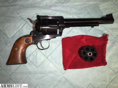 For Sale: Ruger Blackhawk .357/9mm