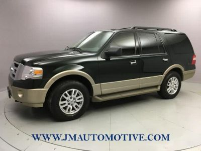 2014 Ford Expedition King Ranch (Green Gem Metallic)