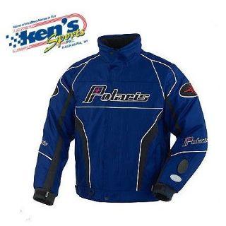 Buy POLARIS Men's Blue RETRO RIPPER Winter Snowmobile Jacket 2863052_ motorcycle in Kaukauna, Wisconsin, United States, for US $109.99