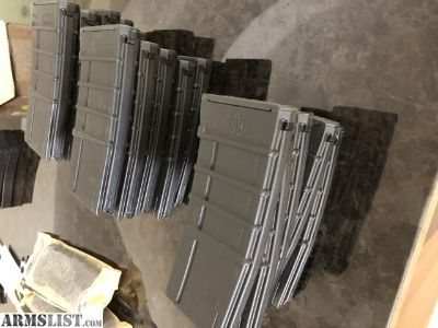 For Sale: QTY 18 New Thermold AR Mags