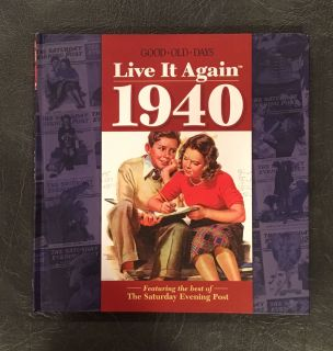 Good-Old-Days Book 1940