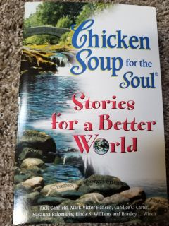Chicken soup for the soul, stories for a better world