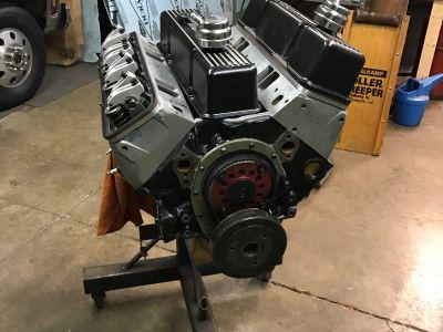380 SBC Drag Motor