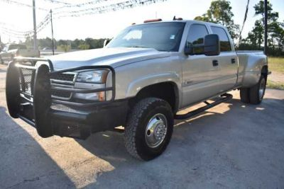 Used 2007 Chevrolet Silverado (Classic) 3500 Crew Cab for sale