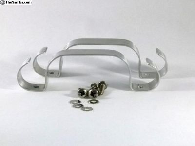 Vanagon Coolant Pipe Mounting Brackets