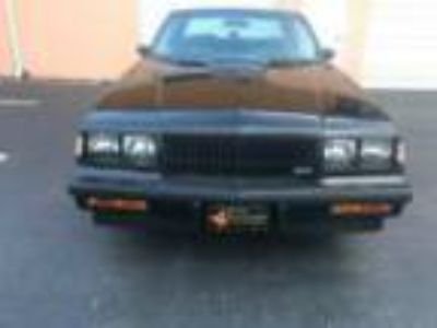 1987 Buick Grand National Regal 87 Buick Grand National Excellent condition!!!