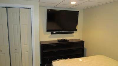 TVs Installed + Wires Hidden + Tilt Mount Only $99