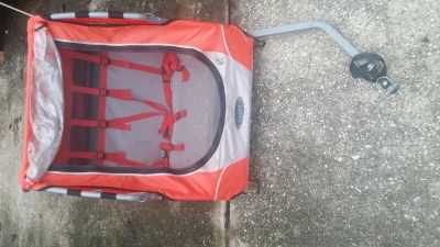 Instep Bicycle kid carrier