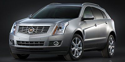 2014 Cadillac SRX Performance Collection (Radiant Silver Metallic)